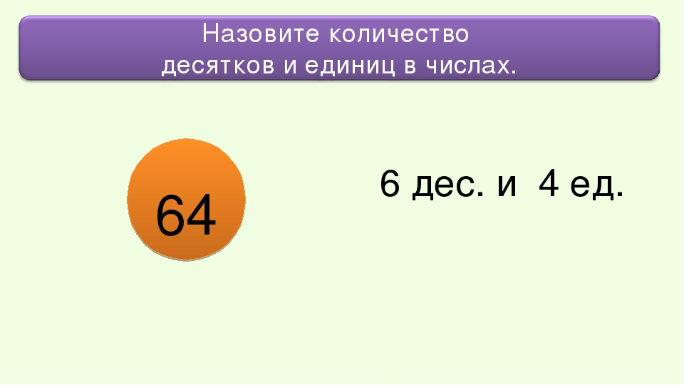 6 дес. и 4 ед. 64
