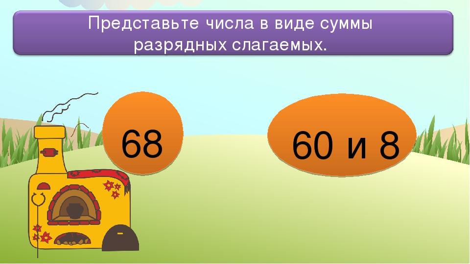 60 и 8 68