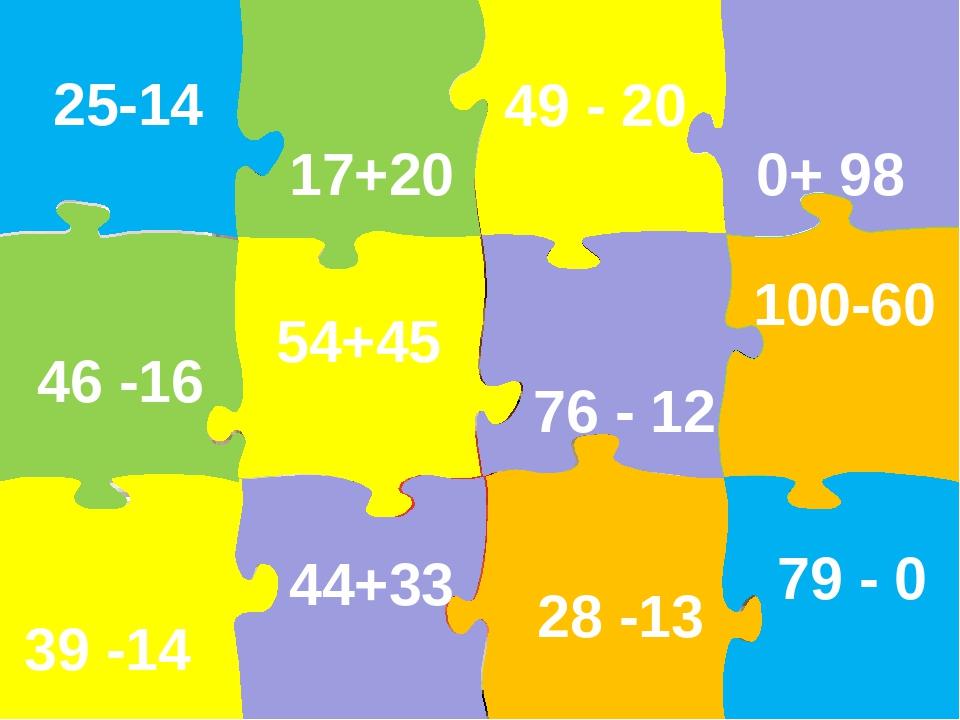25-14 49 - 20 17+20 0+ 98 76 - 12 54+45 28 -13 100-60 44+33 39 -14 46 -16 79...