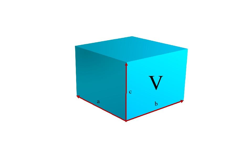 V a b c
