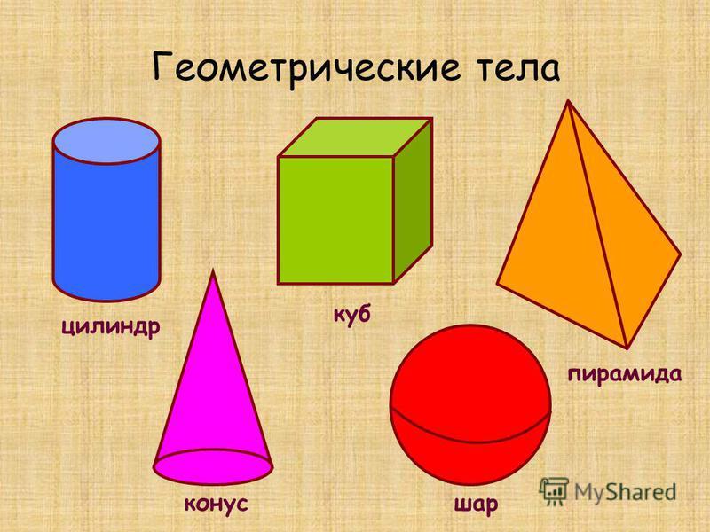 Картинка геометрические объемные фигуры