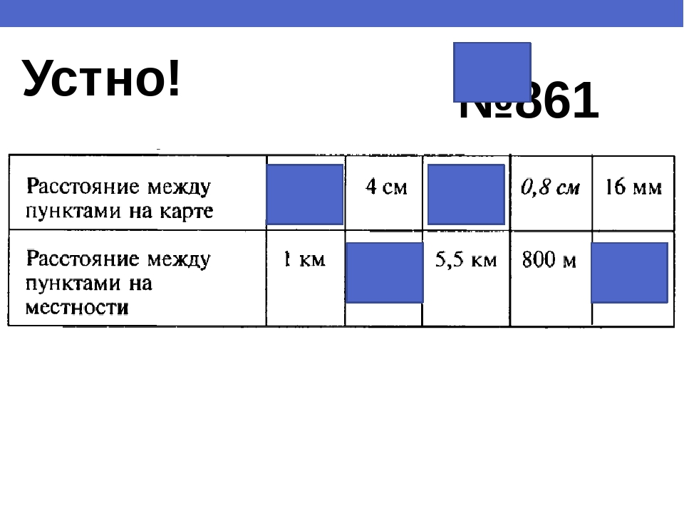 №861 Устно!