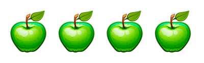 яблоки нарисованные картинки