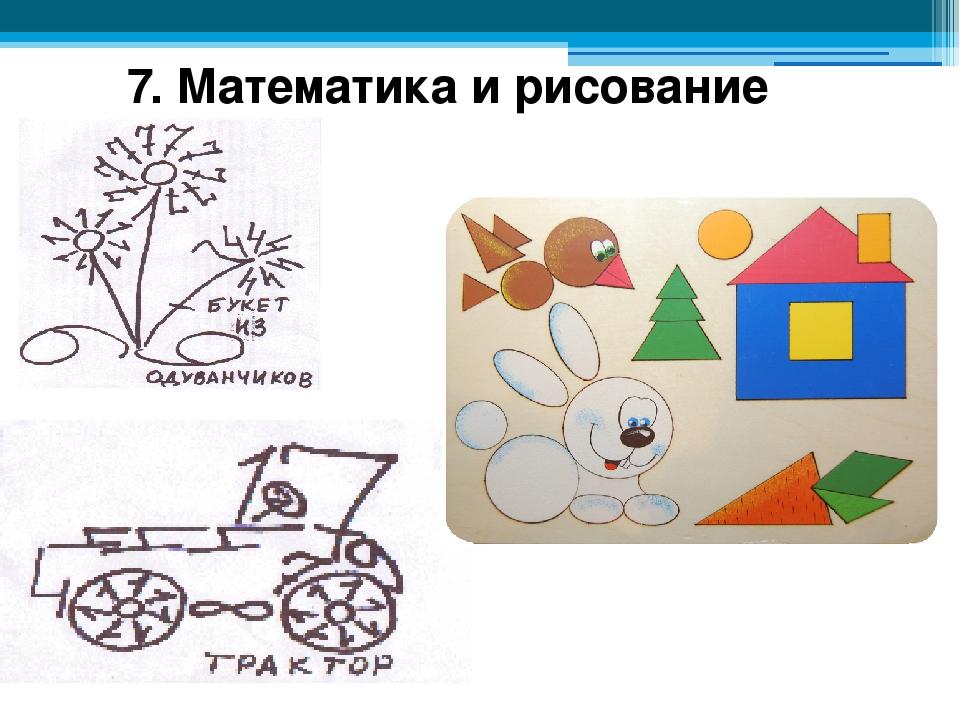 7. Математика и рисование