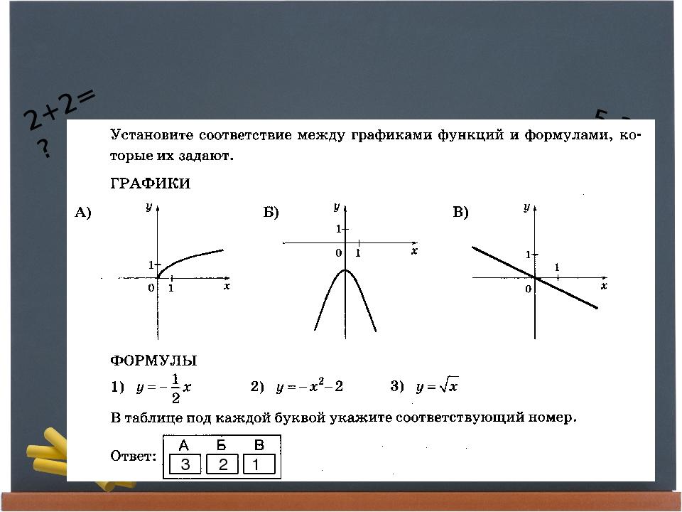 1 2 3 а Копуста 2+2=? 5-3 2+2=?
