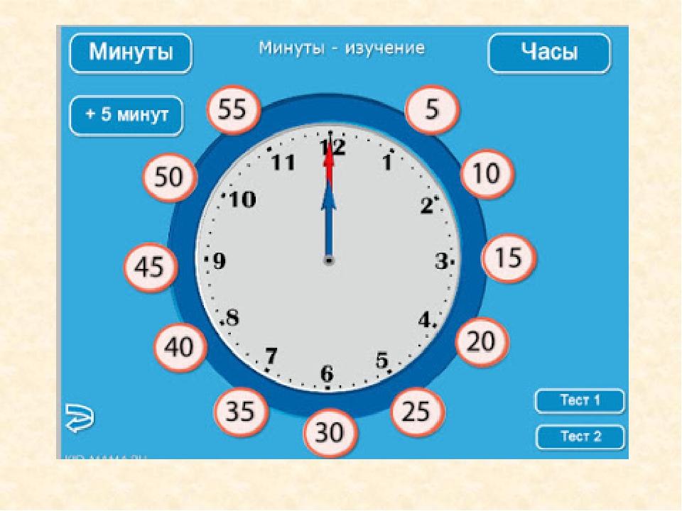 Проще всего ребенку, умеющему считать до , использовать для учета времени электронные часы.