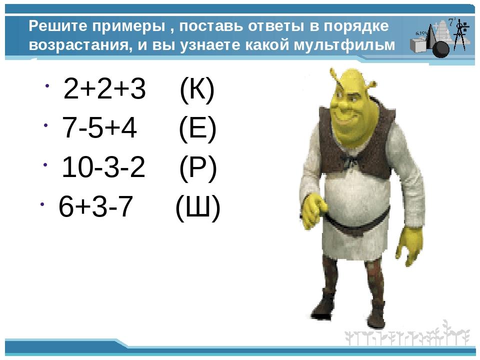 Математический диктант Найдите сумму чисел 5 и 4. Чему равна разность чисел 9...