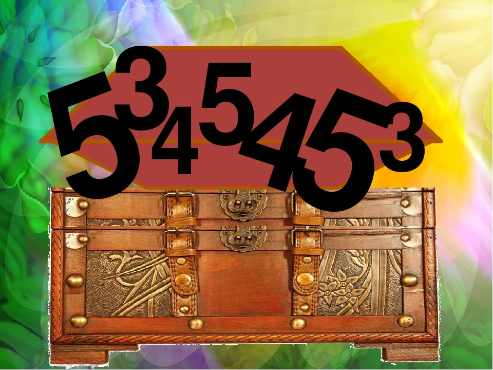 5 5 5 4 4 3 3